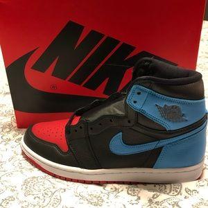 Nike Air Jordan 1 High OG, Size 8.5.